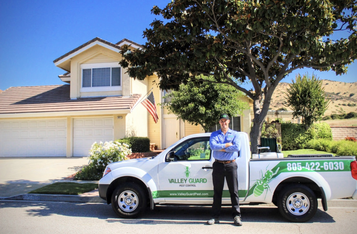 Home Valley Guard Pest Control
